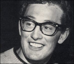 Buddy Holly Glasses Icon