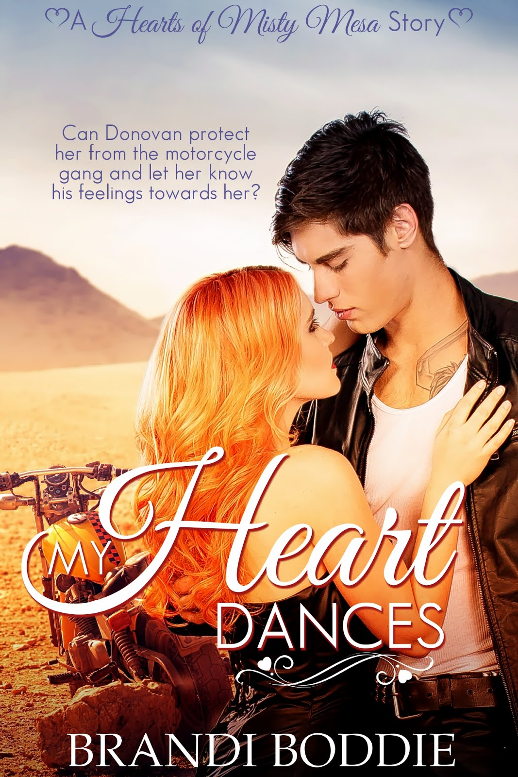 My Heart Dances (A Hearts of Misty Mesa Story)