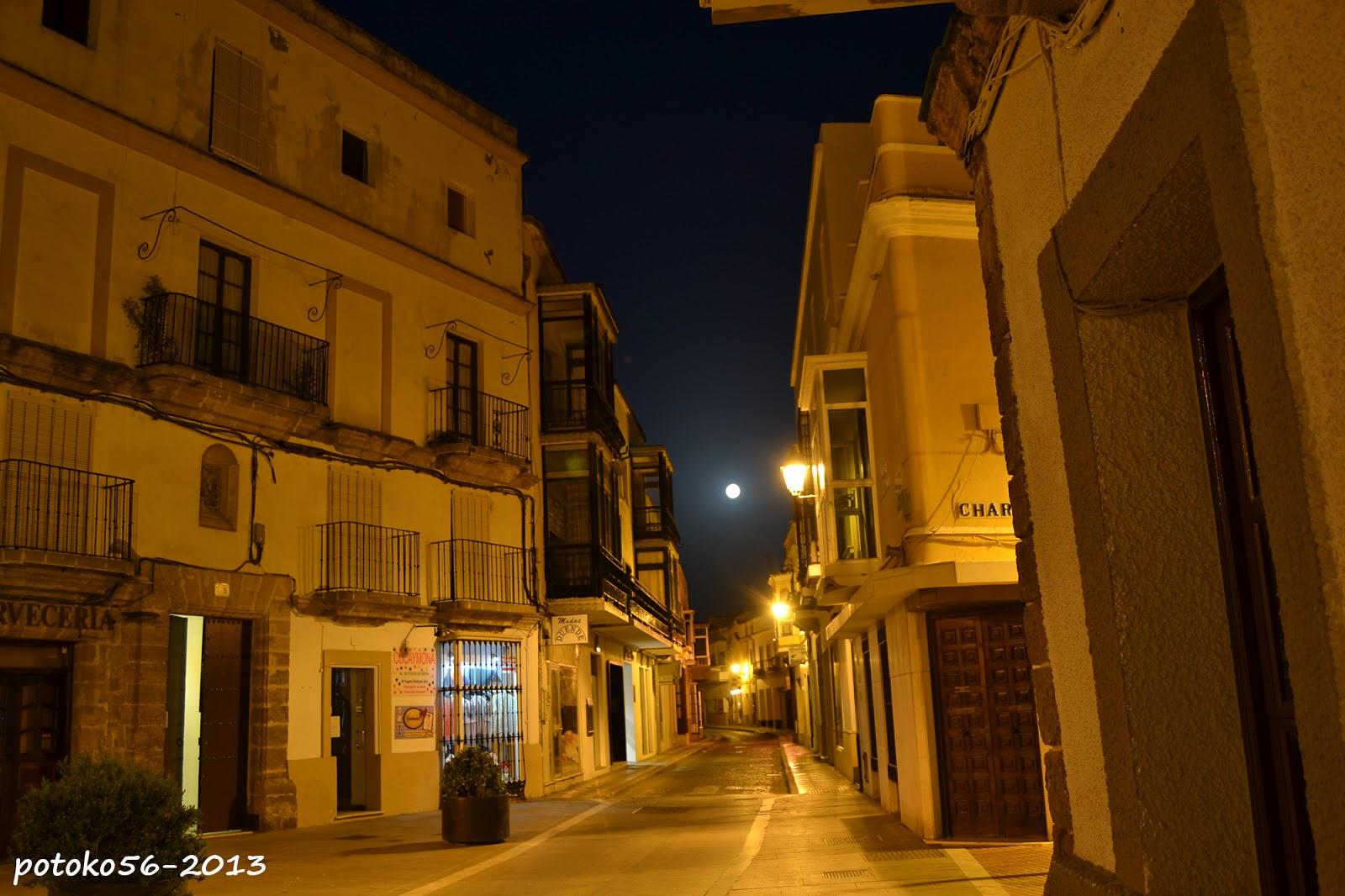 Blás Infante calle de Rota