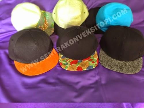 Topi Snapback Custom