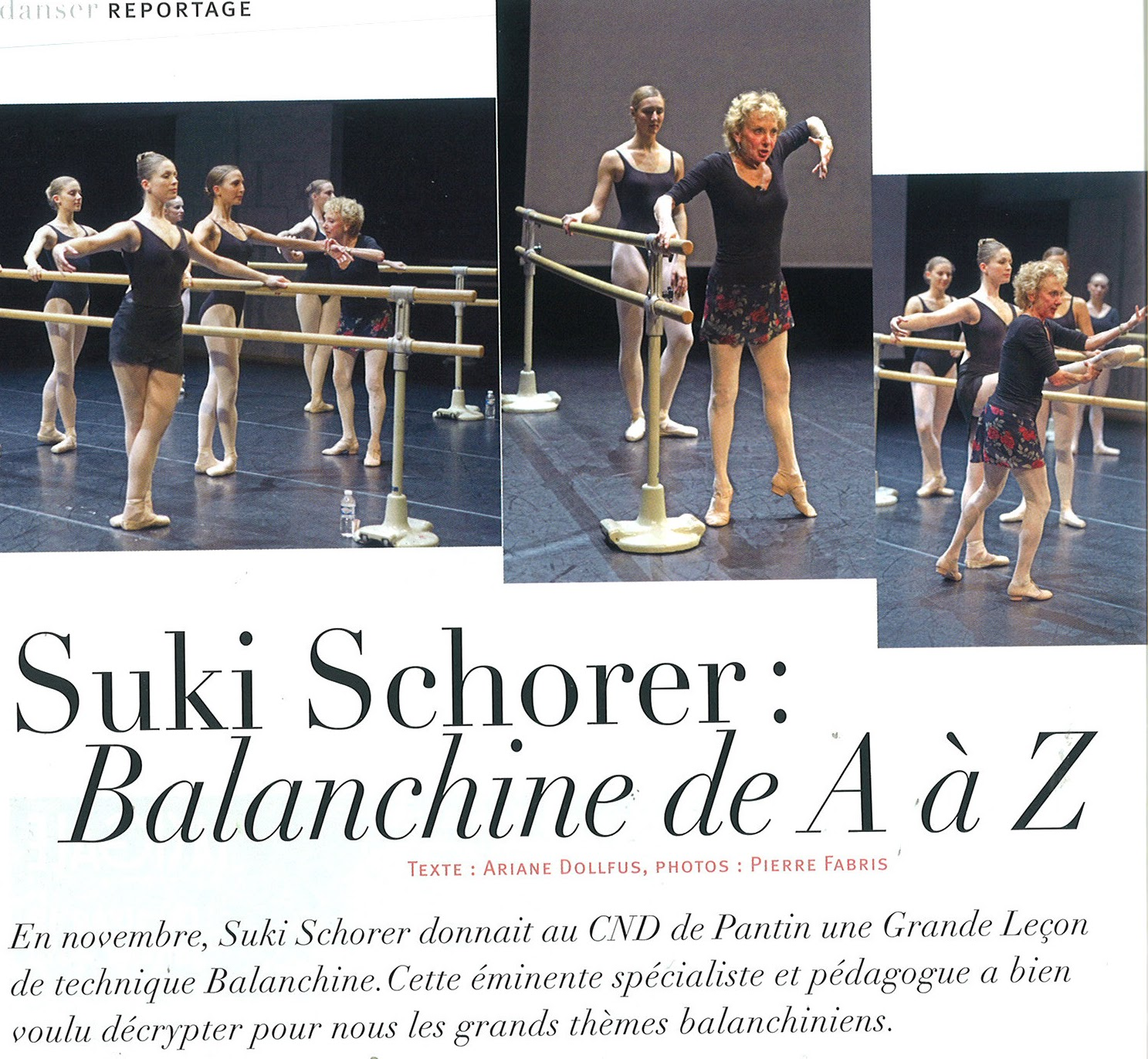 a review of suki schorers reading balanchine pointework (1000-600 bce) rules for the worship a review of suki schorers reading balanchine pointework of yahweh by his chosen people, the.