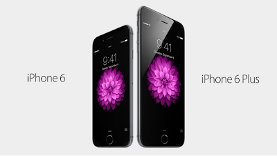 comparacion de dos telefonos iphone 6