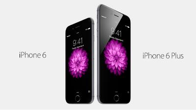 comparacion de dos telefonos iphone 6