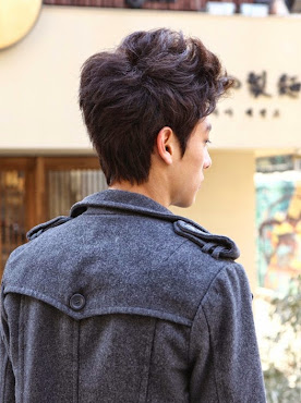 #8 Perfect Korean Hairstyle for Boys Short Hair