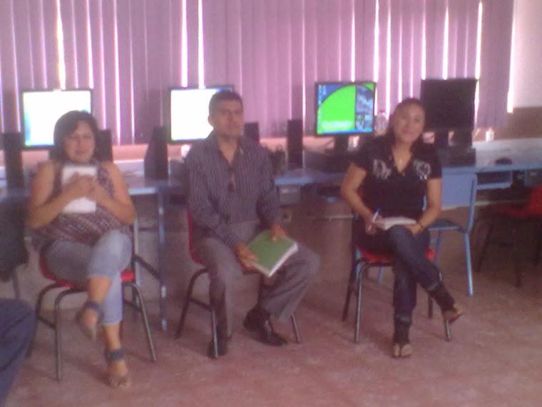 CURSO DE COMPUTACION EN LA ESC. PRIM. IGNACIO ZARAGOZA DE SAN PEDRO HUAQUILPAN