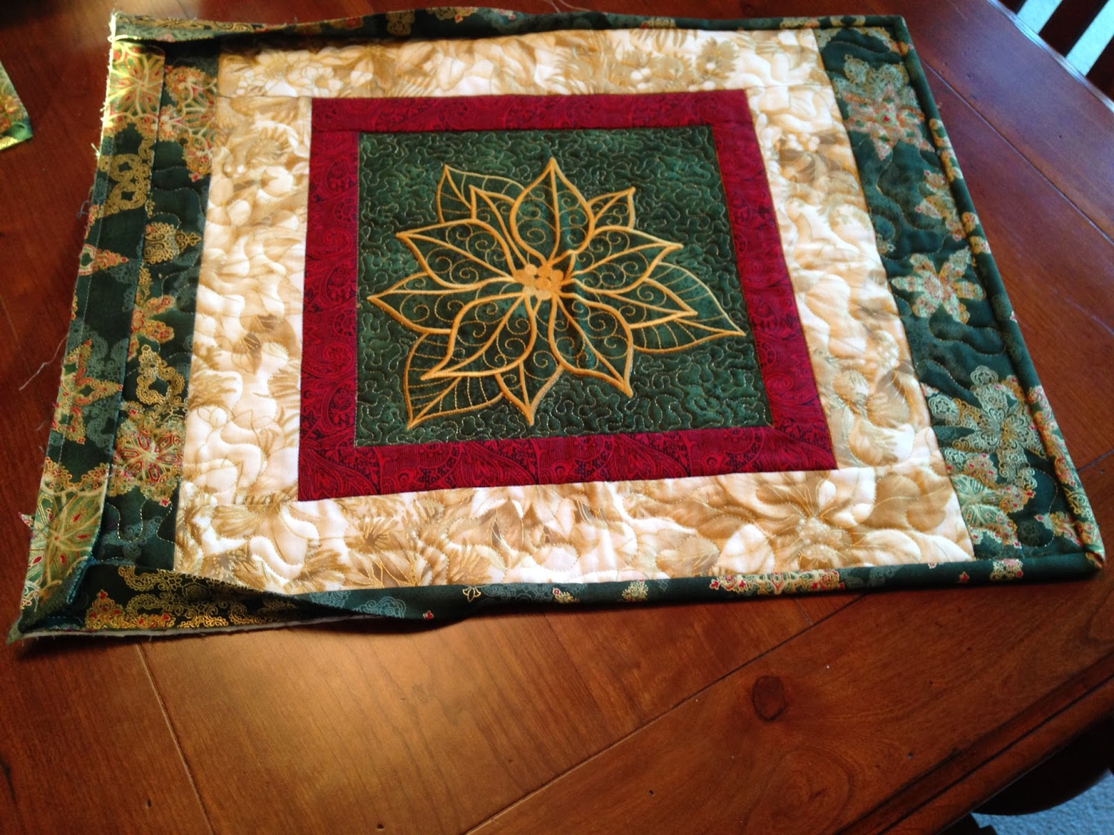 Quilts And Such Mr Snowman And Christmas Finishes