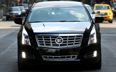 Cadillac XTS W20: reserved for professional services