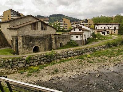 Herrería, molino y palacio del Conjunto de Igartza (Beasain)
