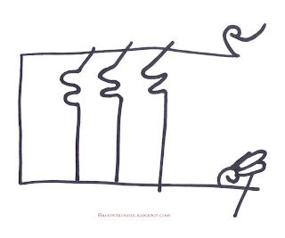 Signo de Diego Muñoz de Saldaña