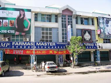 Our Perai Penang showroom: