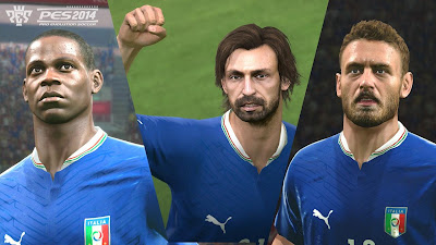 New PES 2014 Screens Released