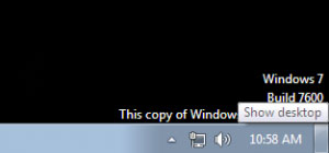 Cara Menghilangkan This Copy Of Windows Is Not Genuine Pada Windows 7