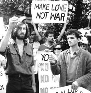 australian anti war movements