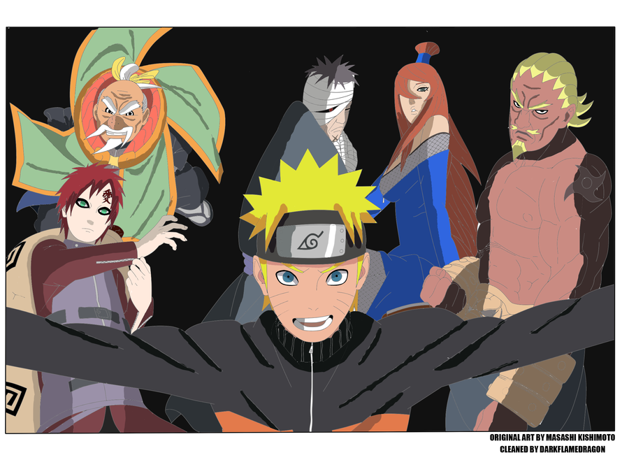 Download Naruto Season 10 - NTSD Indonesia Site