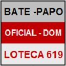 LOTECA 619 - MINI BATE-PAPO OFICIAL DO DOMINGO