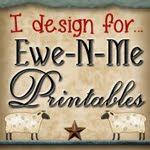 Ewe-N-Me Printables DT