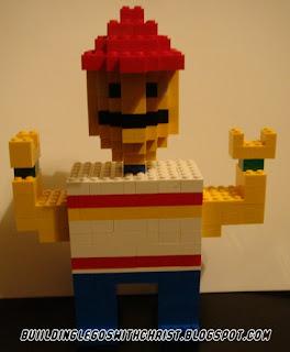 LEGO Supersize Minifigure