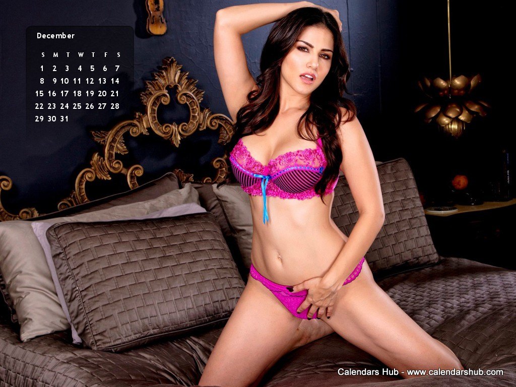 Sunny Leone Calendar 2013