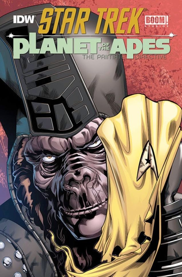 read Star trek/Planet of the apes online free