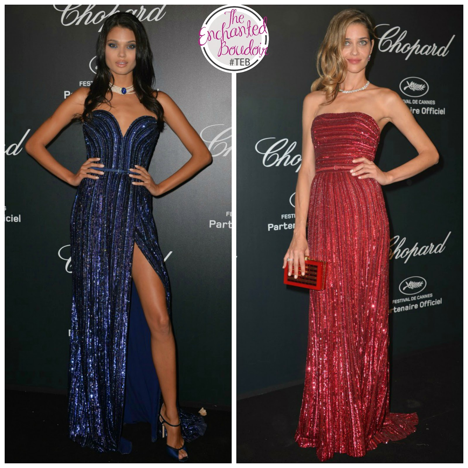 Chopard 'Gold' party