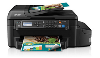 Epson WorkForce ET-4550 EcoTank Driver Download For Windows 10 And Mac OS X