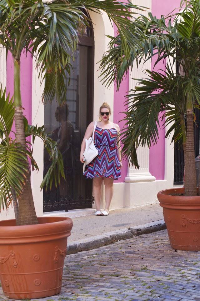 Old San Juan town