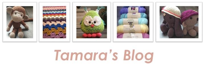 Tamara's Blog