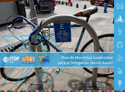 Ciclocarriles en el DF