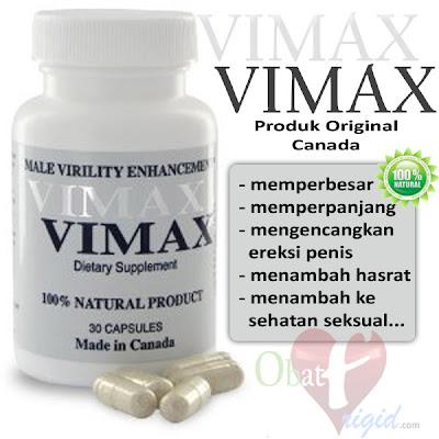 Vimax | Obat Pembesar Penis, Cara MemperBesar dan MemperPanjang Ukuran Penis