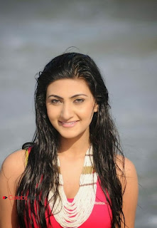 Actress Neelam Upadhyay  Wet Picture Gallery in Pink Bikini Top 0002.jpg
