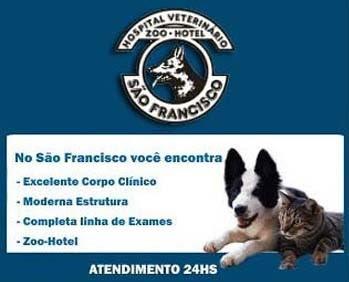 HOSPITAL VETERINÁRIO SÃO FRANCISCO