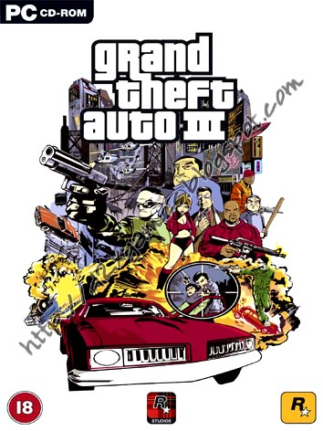 Free Download Games - GTA III