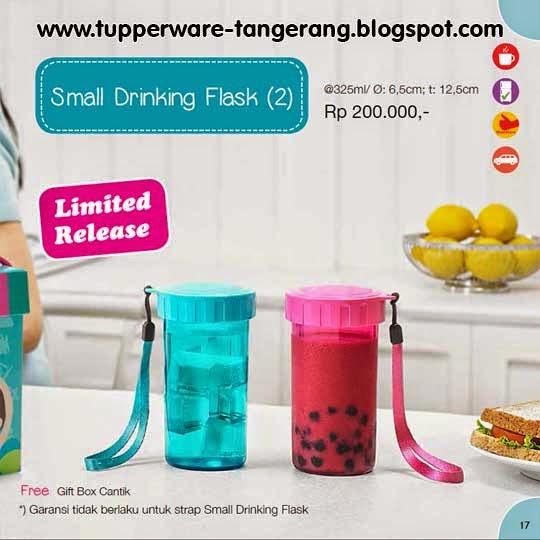 Tempat minum Tupperware
