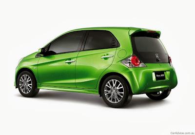 Mobil Honda Brio Terbaru
