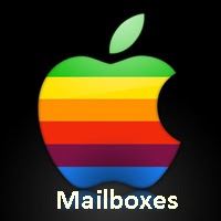 Apple Mail Mailboxes