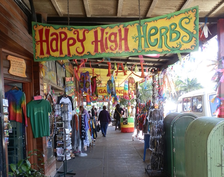 Nimbin Australia  city pictures gallery : Red's Australia!: Postcard from … Nimbin, New South Wales!