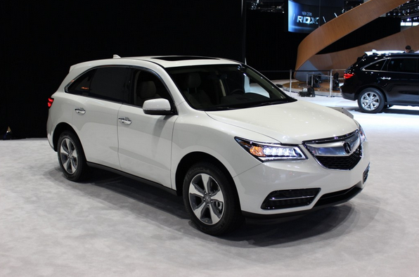 2017 Acura MDX Changes Redesign Release Date