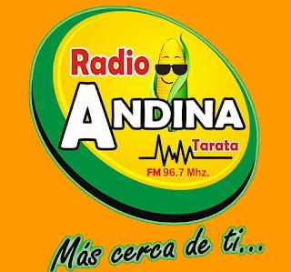 Radio Andina 96.7 FM Tarata