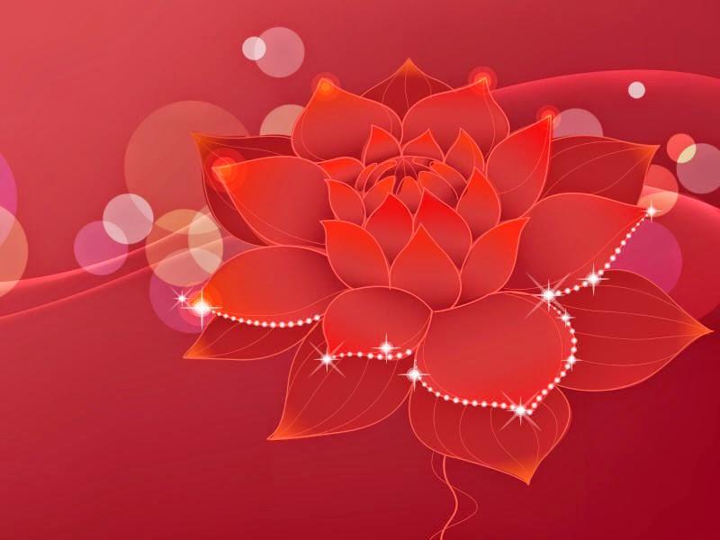 FONDO DE FLORES ANIMADAS ROJAS TARJETAS gratis - Imagenes De Rosas Hermosas Animadas