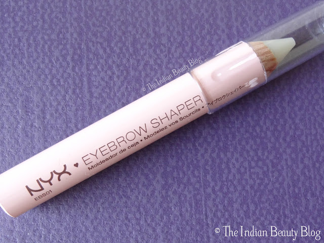 nyx eyebrow shaper pencil ebs01