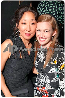 Sandra Oh Mireille Enos The Killing