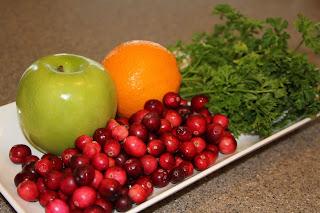 cranberry apple relish