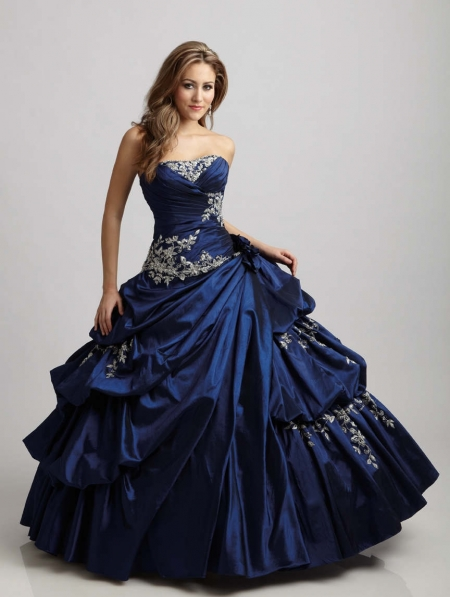 Unique Wedding Dresses With Color Ideas 2015 | Wedding Dresses ...