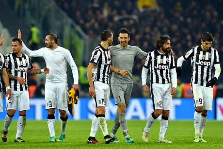 Juventus Kembali Favorit Scudetto