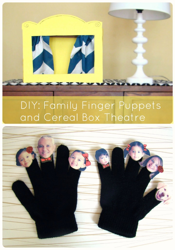 Collagepuppets