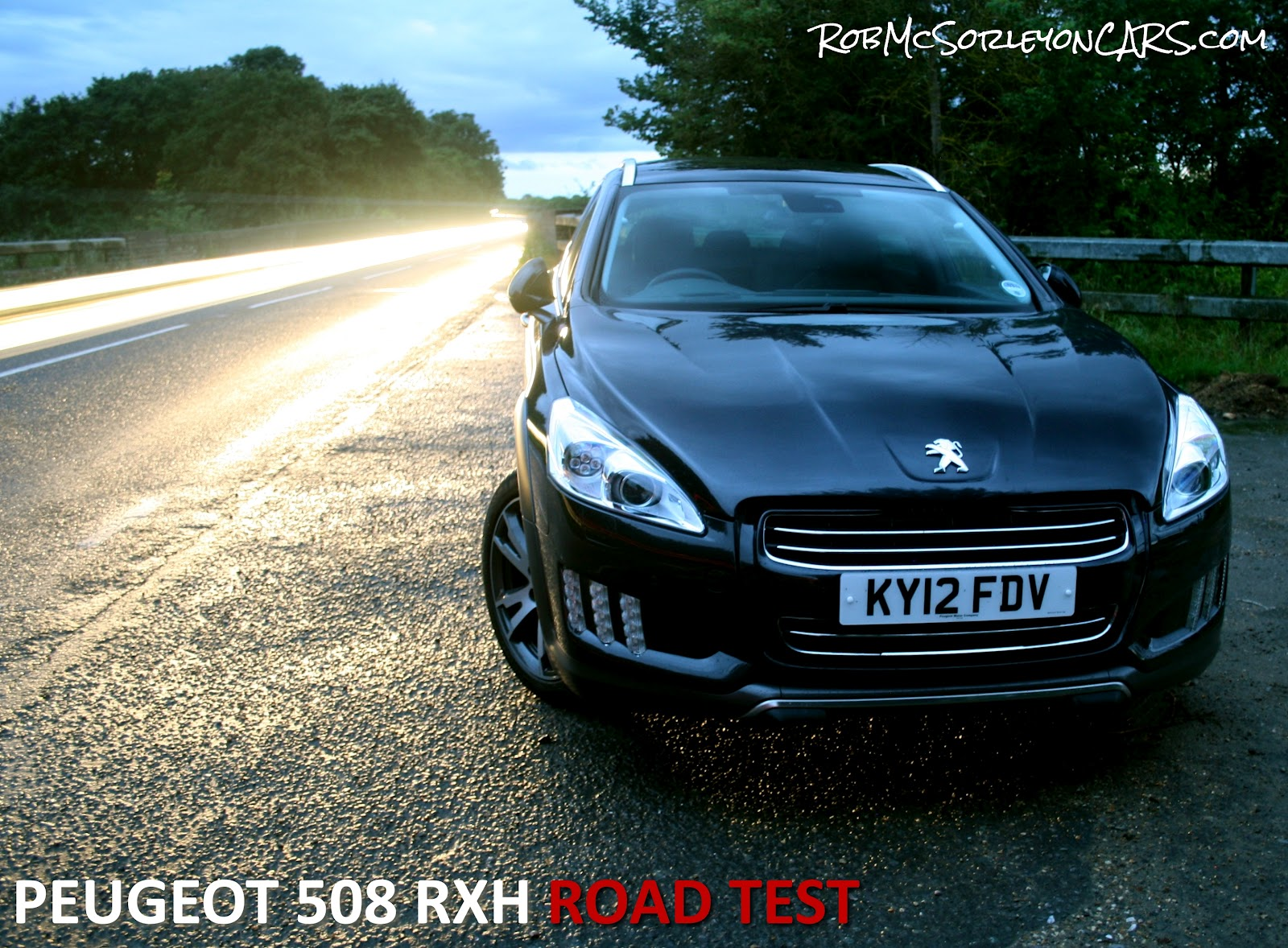 robmcsorleyoncars 2012 peugeot 508 rxh full road test. Black Bedroom Furniture Sets. Home Design Ideas