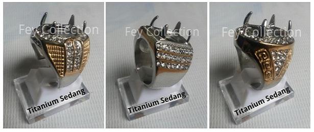 Titanium Sedang
