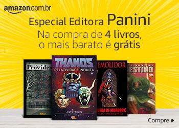 Especial Editora Panini