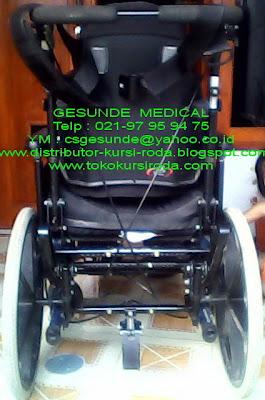 foto gambar kursi roda cerebral palsy CP
