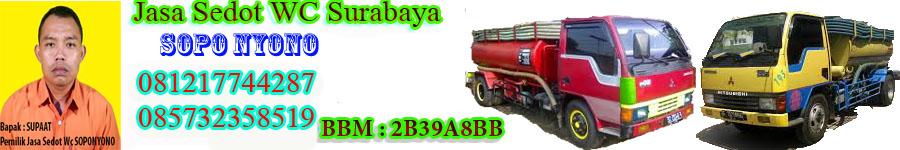SEDOT WC PABEAN CANTIKAN SURABAYA 081217744287